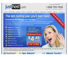 Just Host